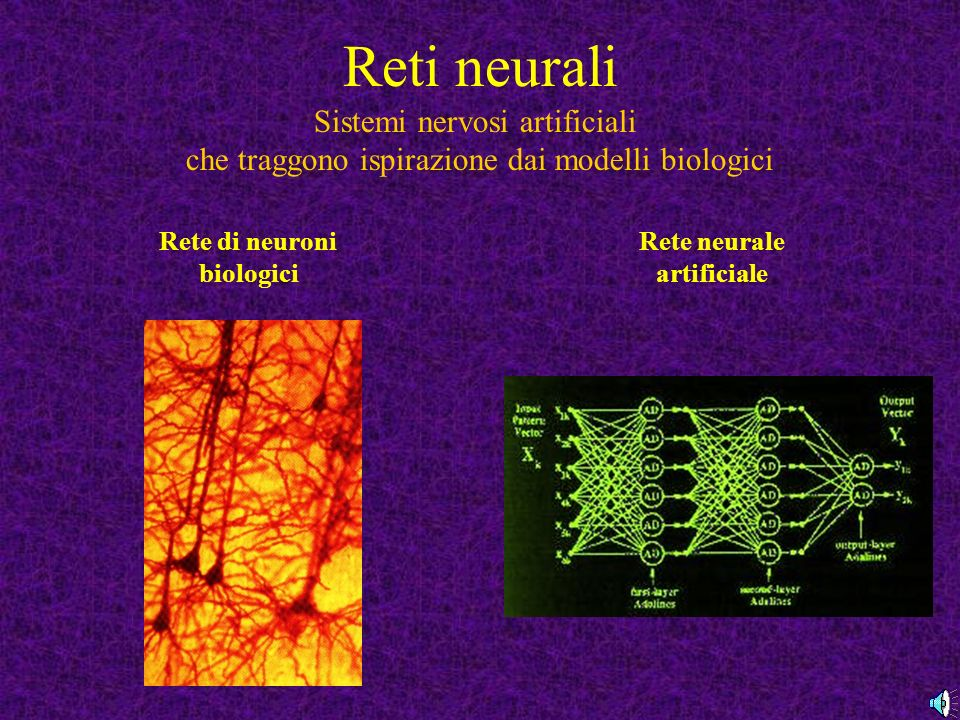 Neurone Neurone biologicoNeurone artificiale X1X2X3 F(Att.) output input
