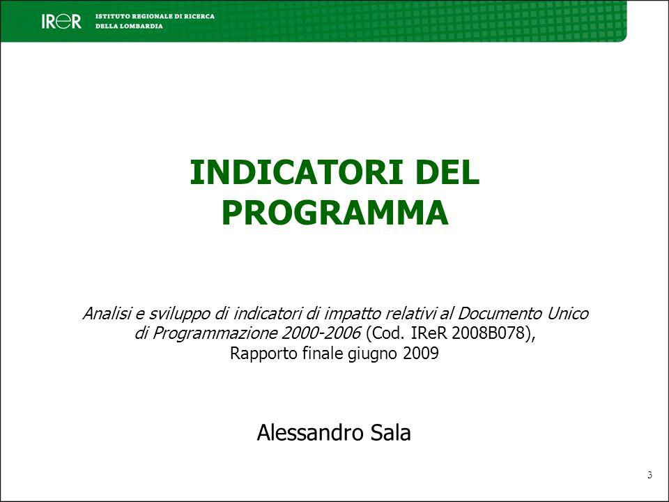 La metodologia Indagine campionaria su 400 imprese del settore moda localizzate in Lombardia.