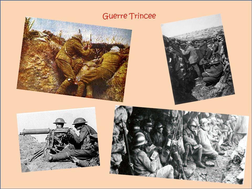 Guerre Trincee