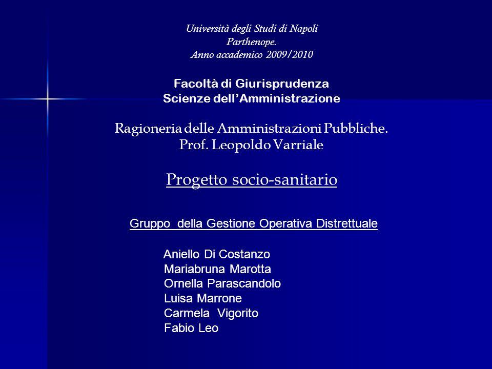 Università degli Studi di Napoli Parthenope.