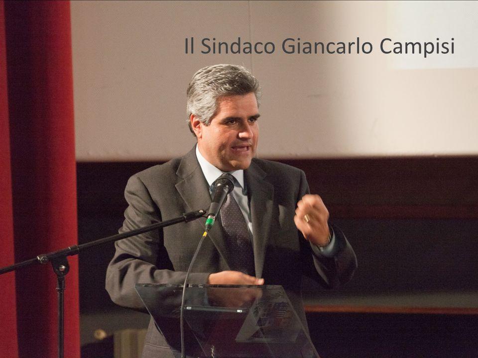 Il Sindaco Giancarlo Campisi