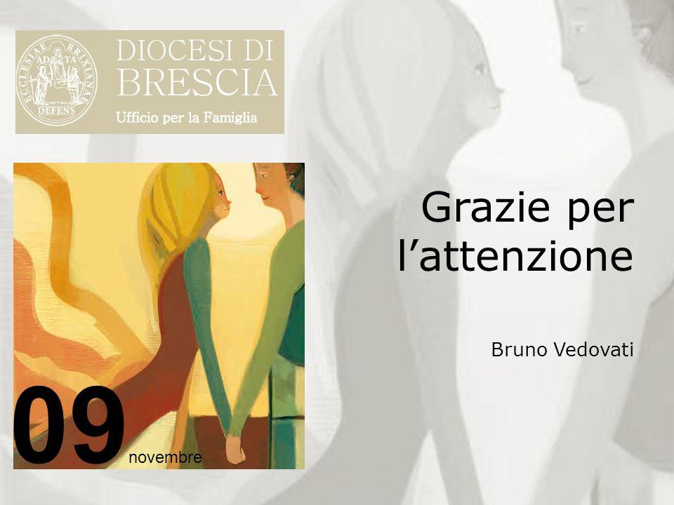 Grazie per lattenzione Bruno Vedovati 09 novembre