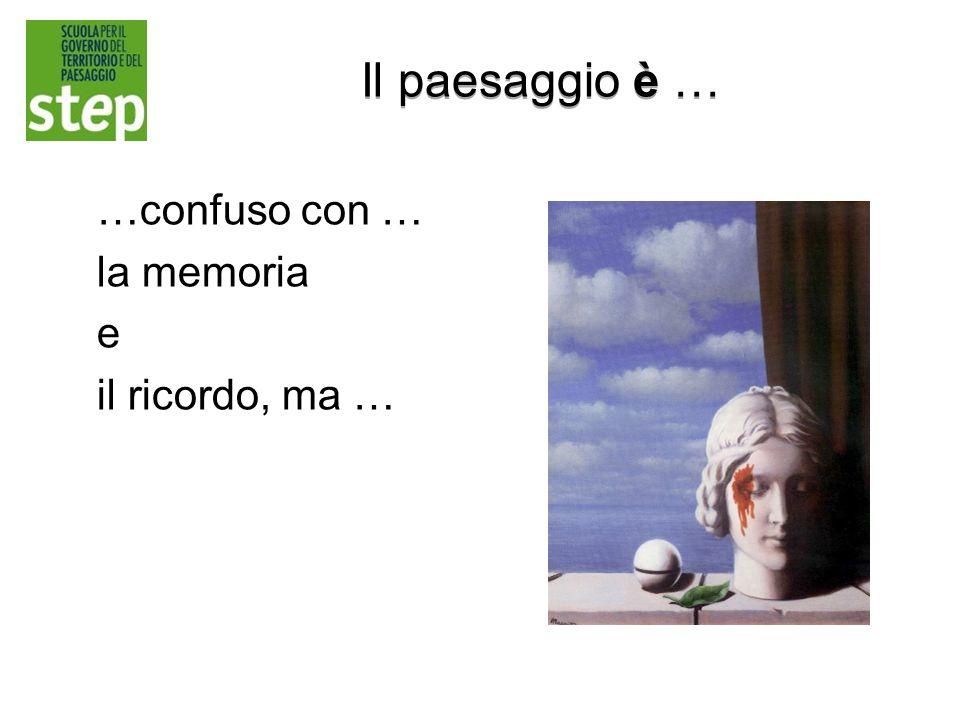 …il ricordo … … non è incassato nel tempo come un gioiello nel suo scrigno [V.