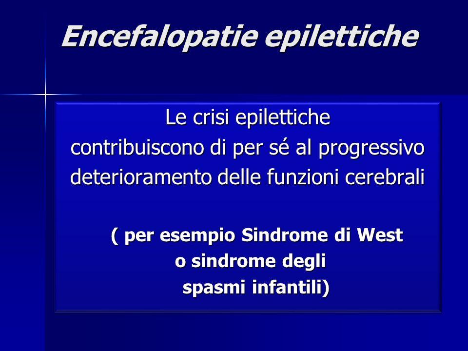 Sindrome spasmi infantili Sindrome degli spasmi infantili 1.