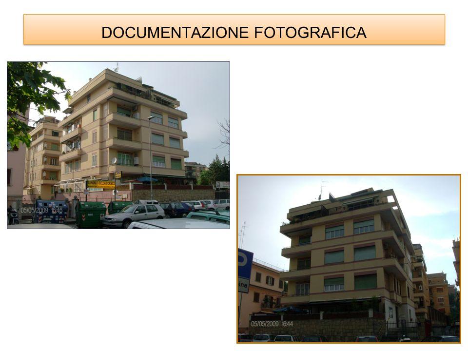 DOCUMENTAZIONE FOTOGRAFICA