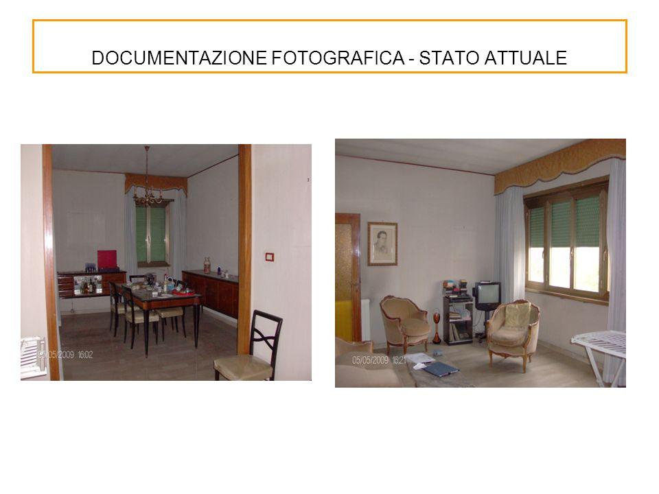DOCUMENTAZIONE FOTOGRAFICA - STATO ATTUALE