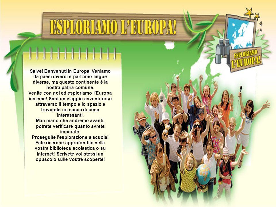 LUnione europea: 497 milioni di abitanti, 27 paesi L UNIONE EUROPEA è formata da 27 stati che si sono aggiunti un po alla volta.