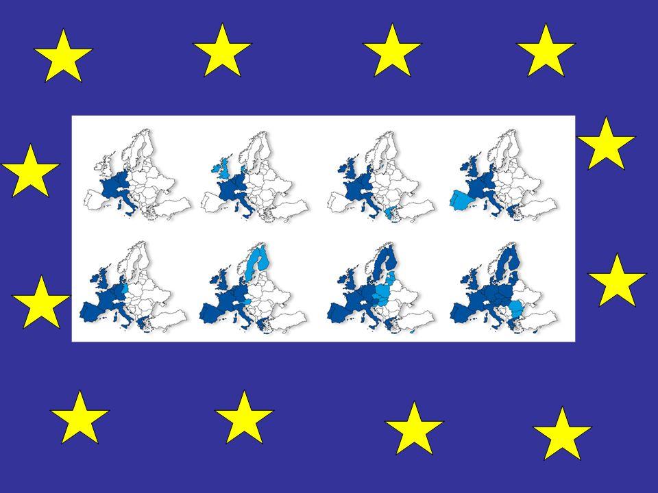 I simboli dellUE 1- La bandiera europea rappresenta il simbolo dell Unione europea e quello dell unità e dell identità dell Europa in generale.