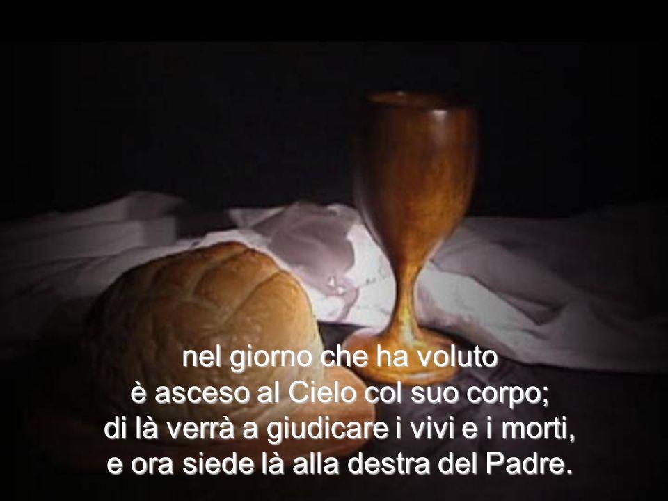 Gesù ha ricevuto il suo corpo dalla Vergine Maria. Da bambino fu allattato e nutrito, crebbe e giunse alla giovinezza, morì sulla Croce, fu deposto, s