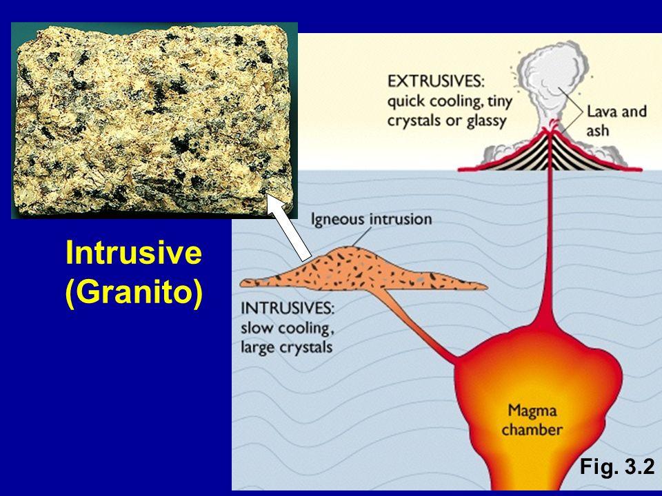 Intrusive (Granito)