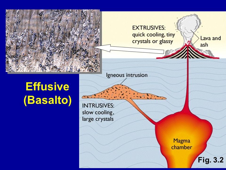 Fig. 3.2 Effusive (Basalto)