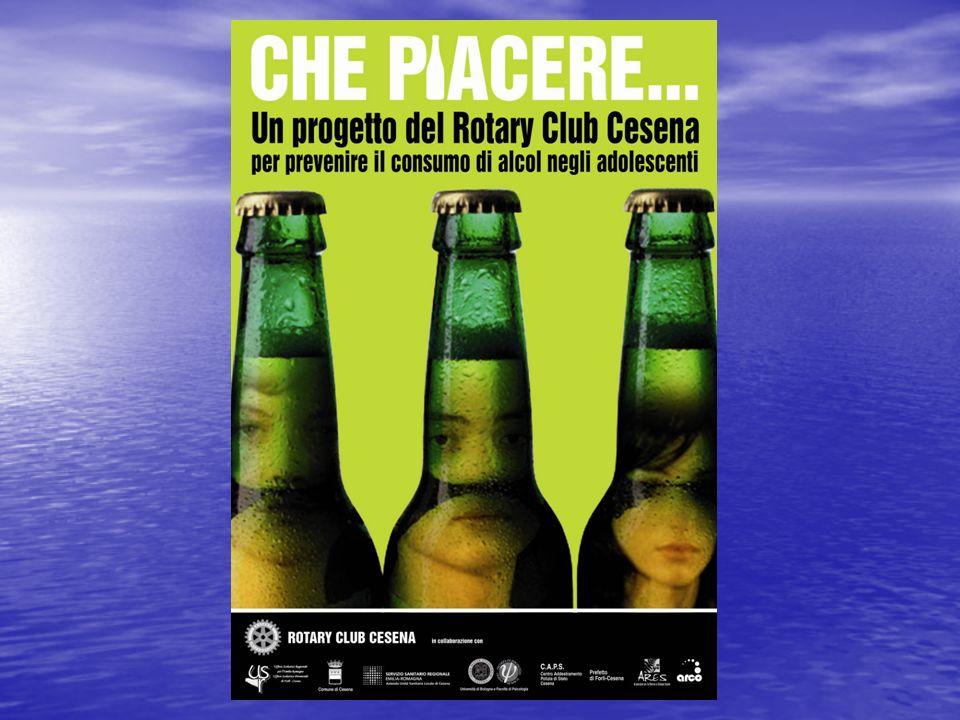 Il progetto Che piacere … realizzato dal Rotary Club Cesena Il protocollo è stato elaborato nel R.C.
