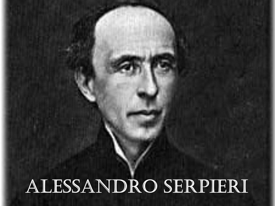 Alessandro Serpieri: la vita 31 ottobre 1823 Nasce a S.Giovanni di Marignano, Forlì.