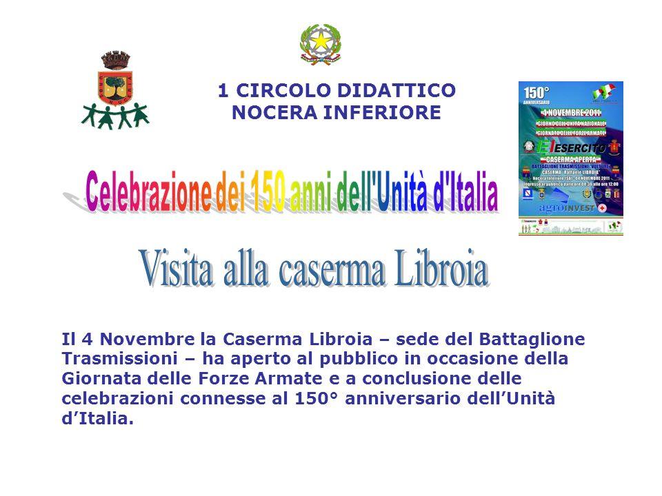 Il 4 Novembre la Caserma Libroia – sede del Battaglione Trasmissioni – ha aperto al pubblico in occasione della Giornata delle Forze Armate e a conclu