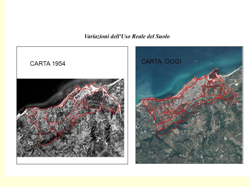 CARTA 1954 CARTA OGGI