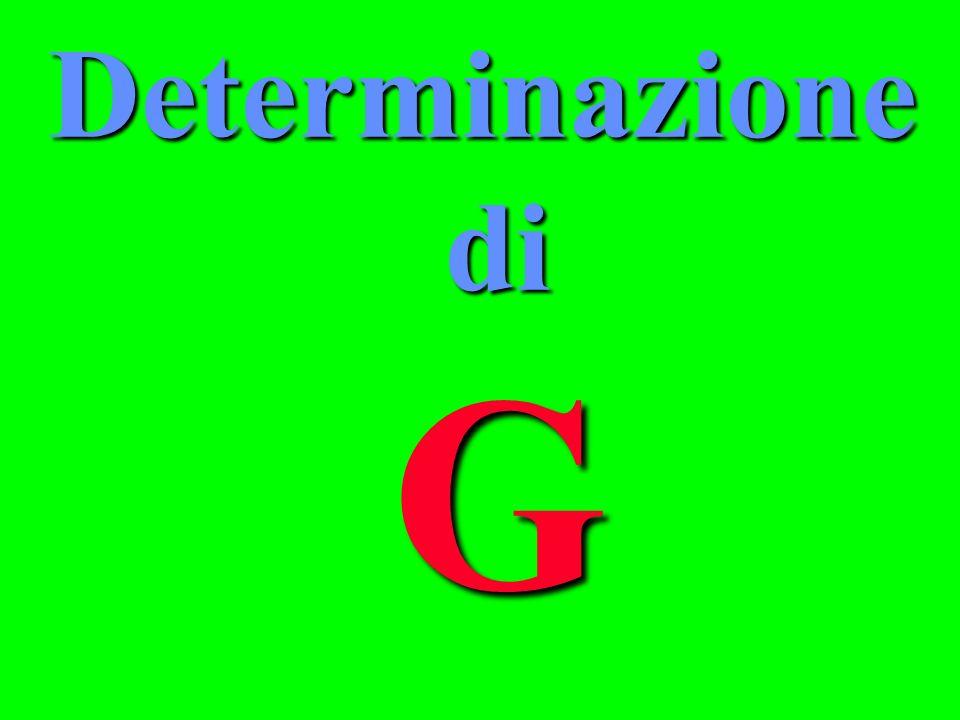 DeterminazionediG