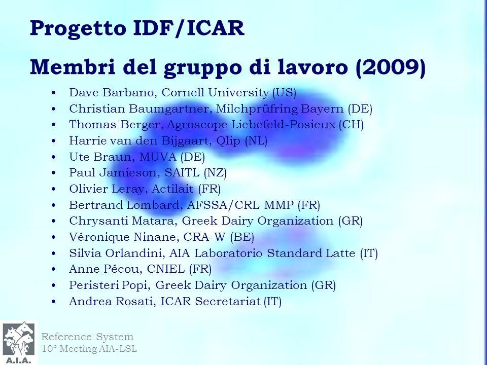 Criteri per la competenza dei labs partecipanti Criteri per la competenza dei labs partecipanti Elaborazione Dati Valore Assegnato REF.