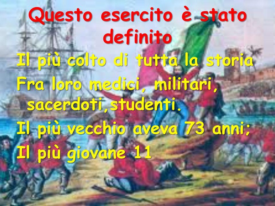 UnItalia unita e libera era una temibile concorrente per la Francia nel Mediterraneo Quindi gli Inglesi protessero limpresa (Vincenzo Fallica, Il Risorgimento a Catania, p.