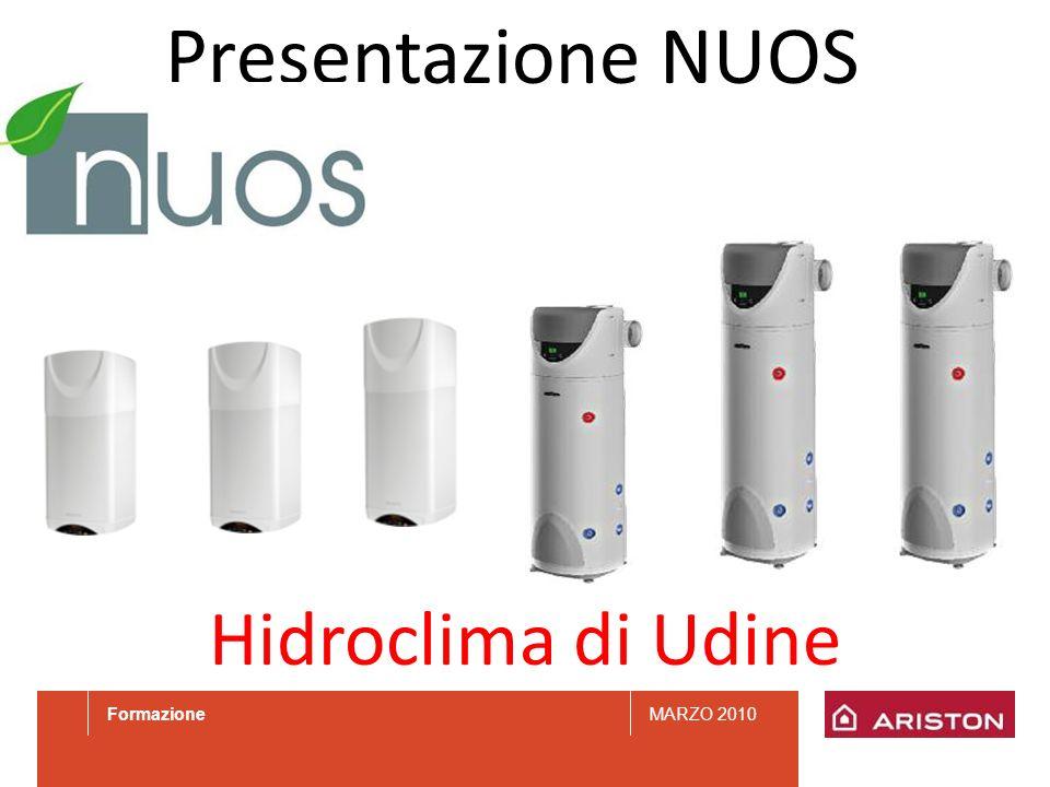 FormazioneMARZO 2010 Presentazione NUOS Hidroclima di Udine