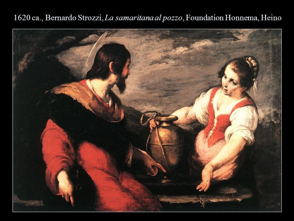 1620 ca., Bernardo Strozzi, La samaritana al pozzo, Foundation Honnema, Heino