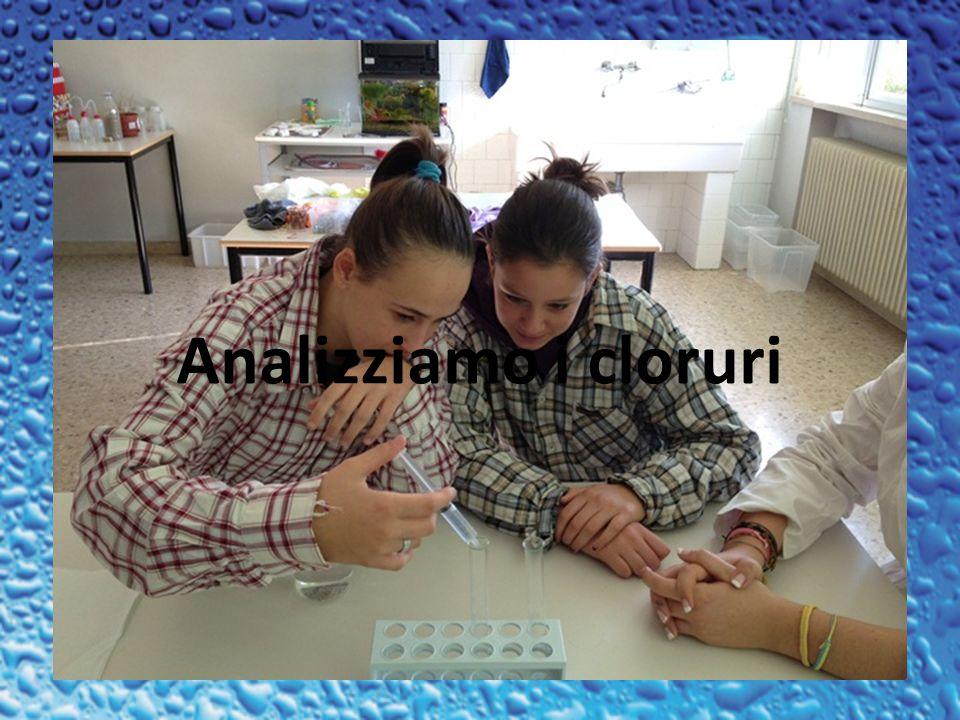 Analizziamo i cloruri