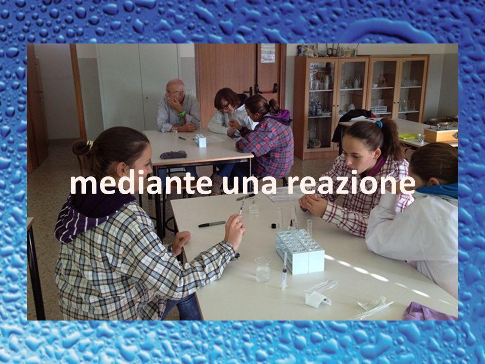 con il blu di metilene