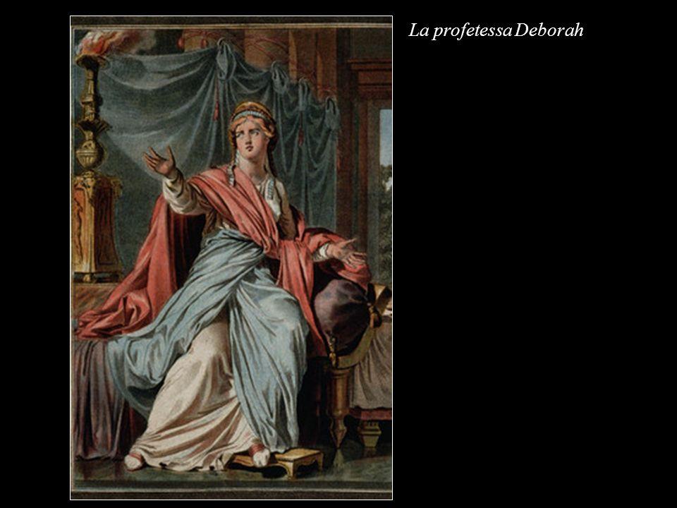 La profetessa Deborah