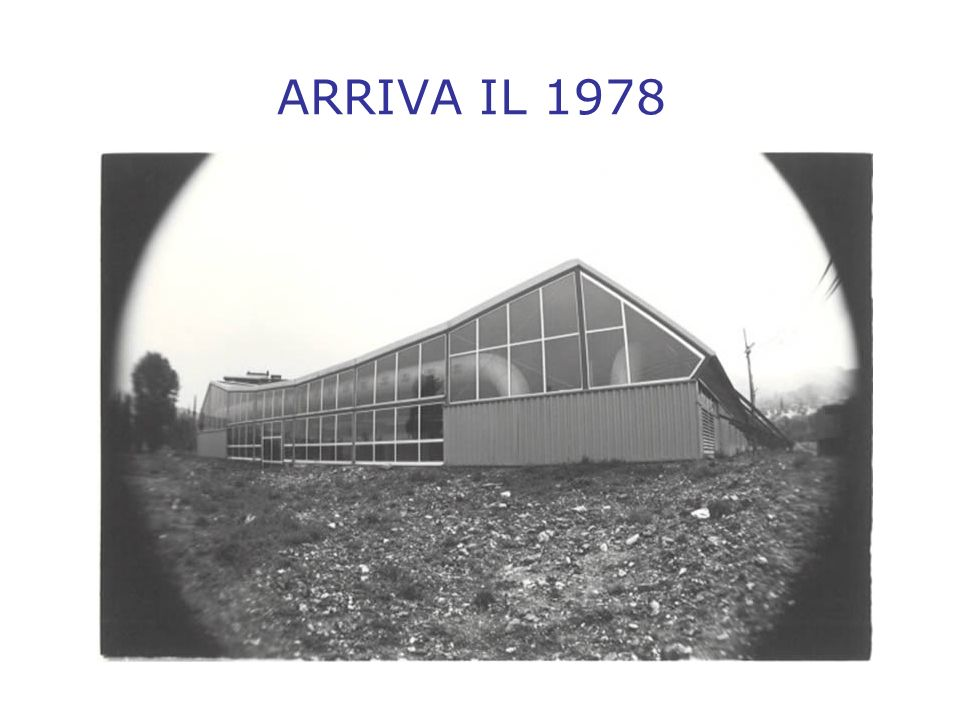 ARRIVA IL 1978