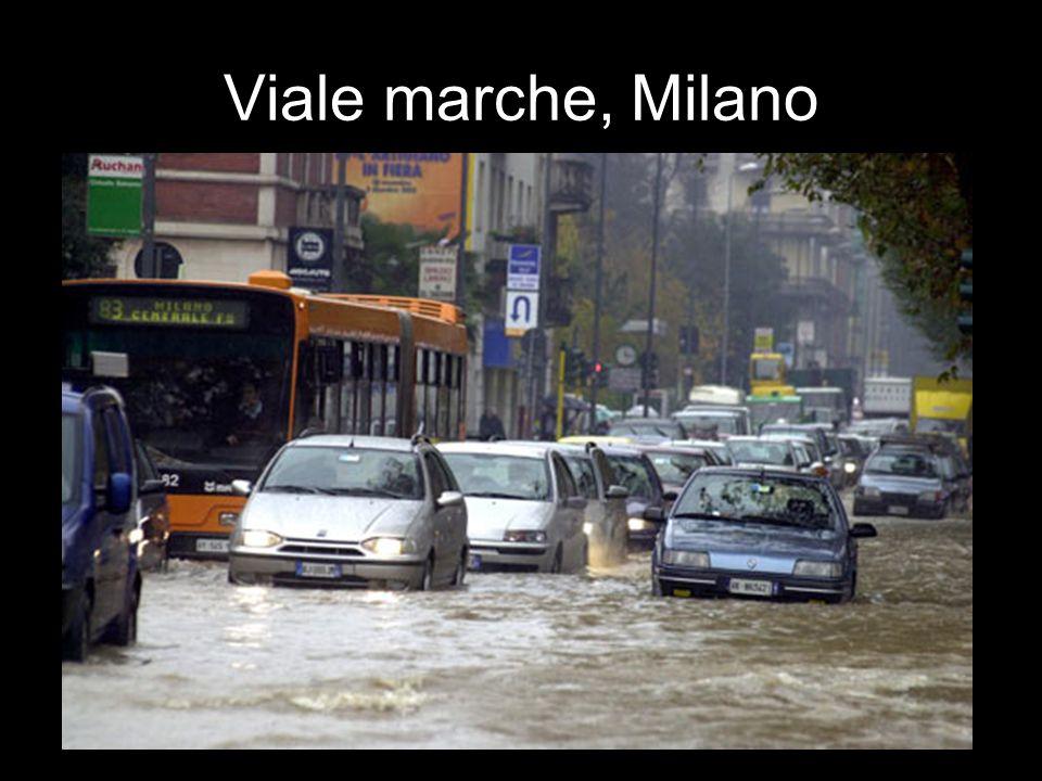 Viale marche, Milano