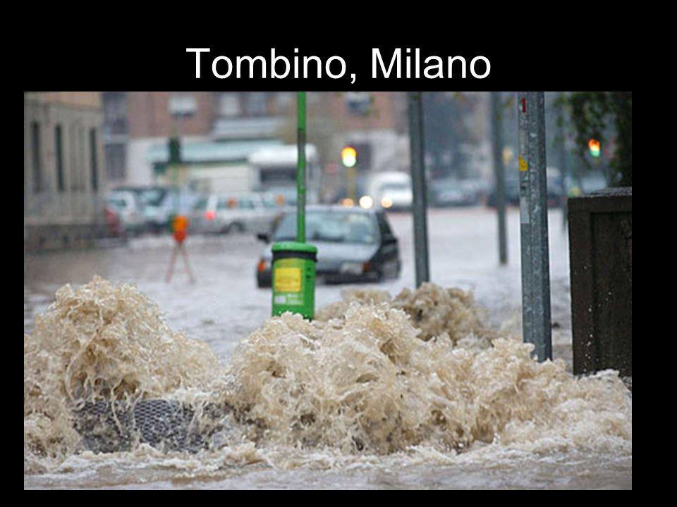 Tombino, Milano