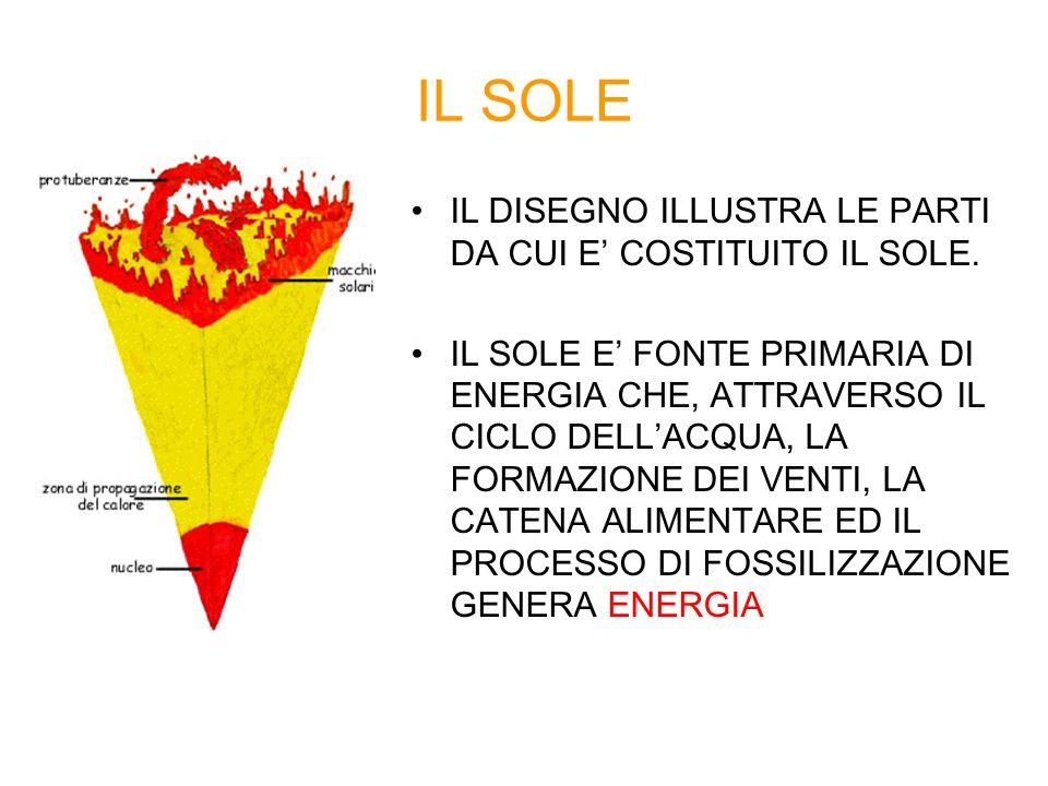 IL CICLO DELLACQUA - ENERGIA IDRICA IL CICLO DELLACQUA SI COMPONE DI DIVERSE FASI: LE MOLECOLE DELLACQUA, ALLO STATO LIQUIDO, SONO SISTEMATE UNA VICINO ALLALTRA E SI POSSONO MUOVERE.
