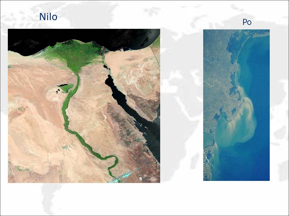 Po Nilo