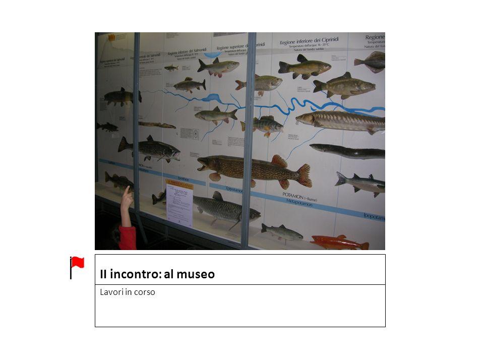 II incontro: al museo Lavori in corso