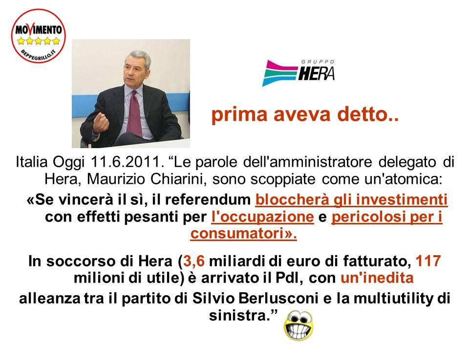 prima aveva detto.. Italia Oggi 11.6.2011.