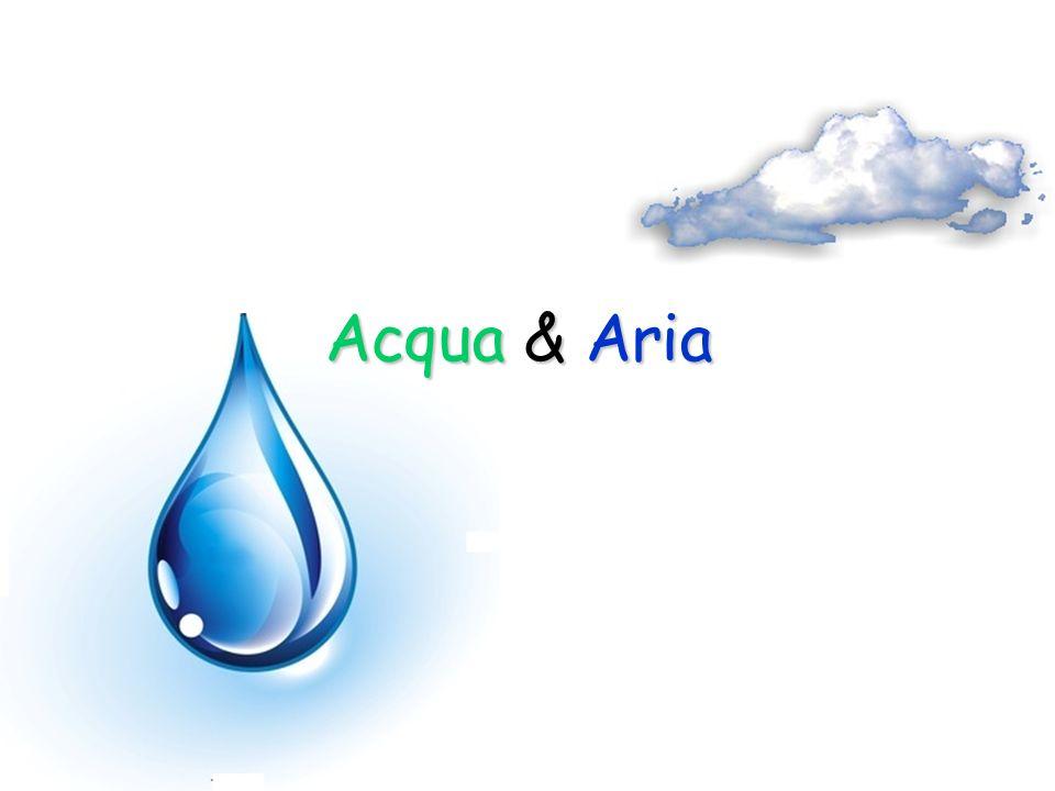 Lacqua sulla Terra Il volume totale d acqua sulla Terra è di 1.4 miliardi di Km³.