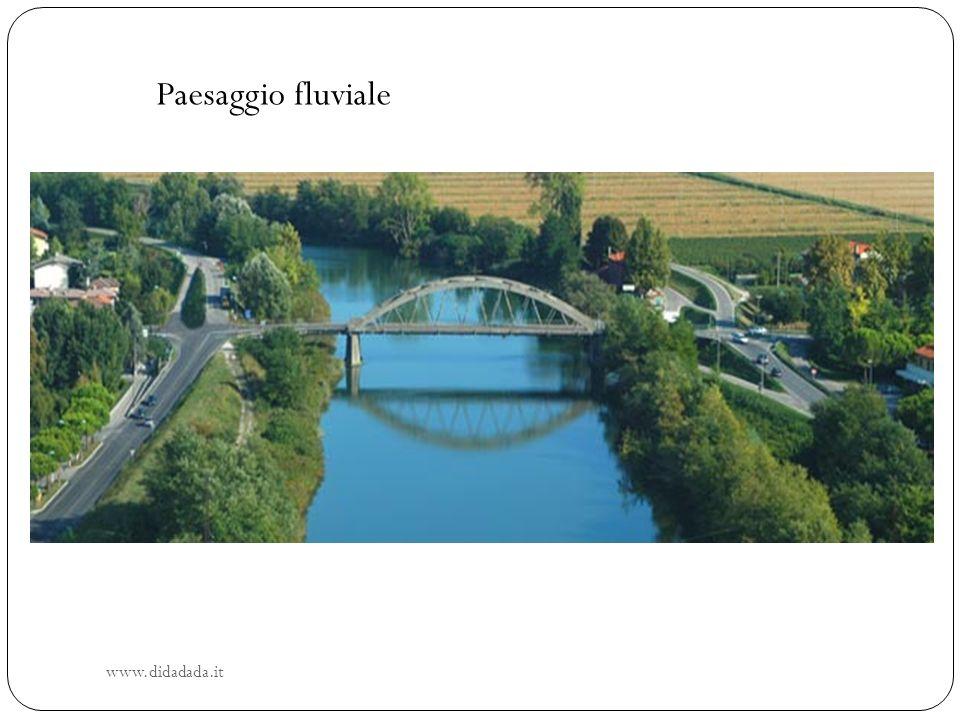 Paesaggio fluviale www.didadada.it