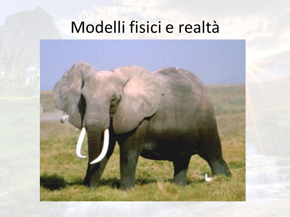Modelli fisici e realtà
