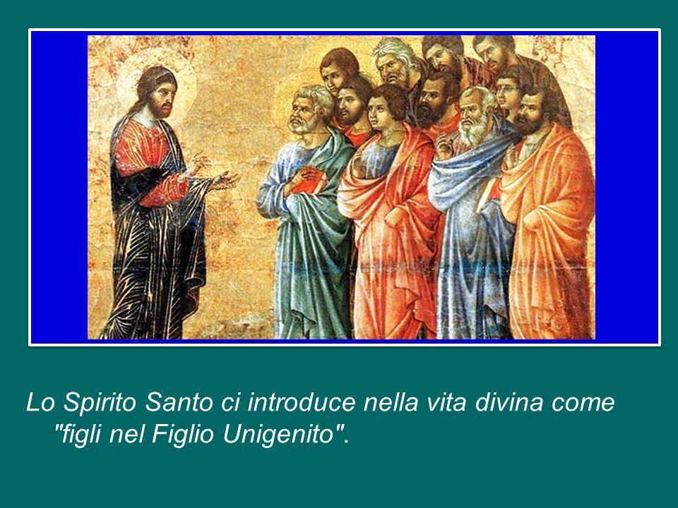 Per questo, lApostolo Paolo afferma che la vita del cristiano è animata dallo Spirito e dai suoi frutti, che sono «amore, gioia, pace, magnanimità, be