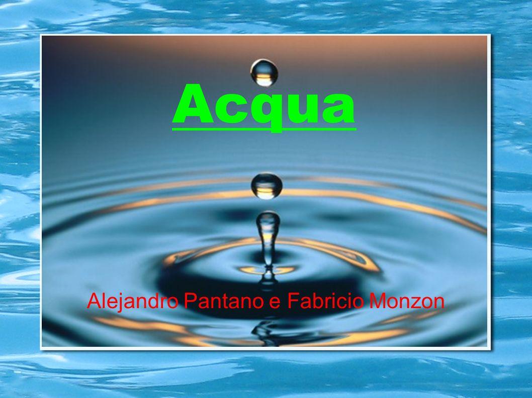 Caratteristiche L acqua pura è un liquido inodore e insapore.