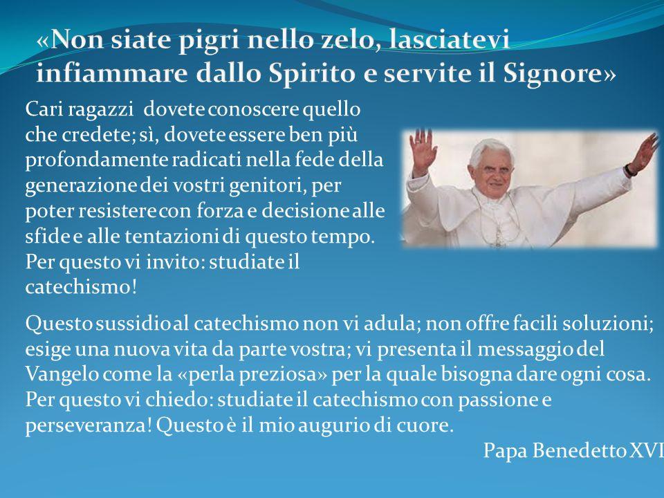 Parrocchia S.Erasmo _ Corso di cresima 2012/2013 Chiunque non sia stato ancora battezzato.