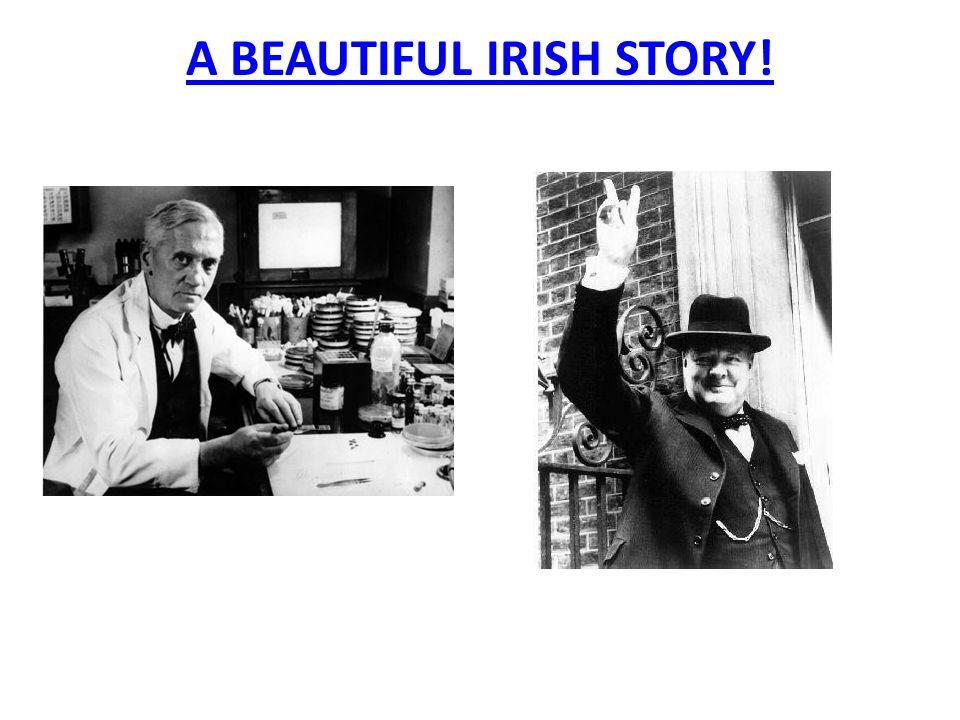 A BEAUTIFUL IRISH STORY!