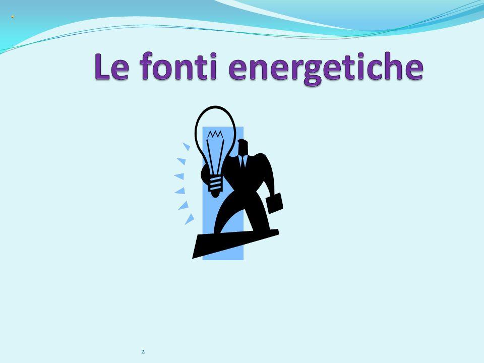 Lenergia cinetica Il vento è una delle principali fonti di energia rinnovabile e pulita.