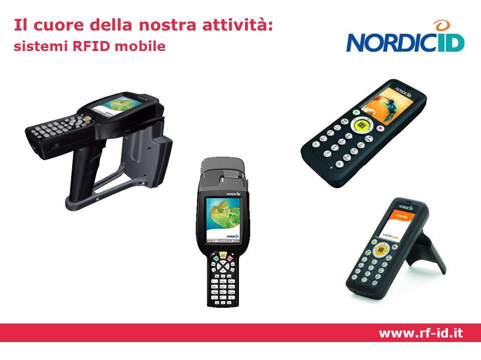 Il cuore della nostra attività: sistemi RFID mobile www.rf-id.it