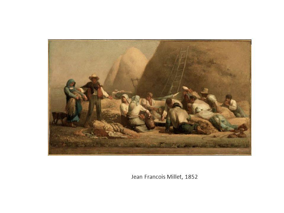 Jean Francois Millet, 1852