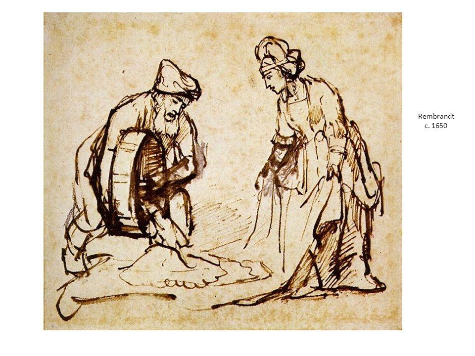 Rembrandt c. 1650