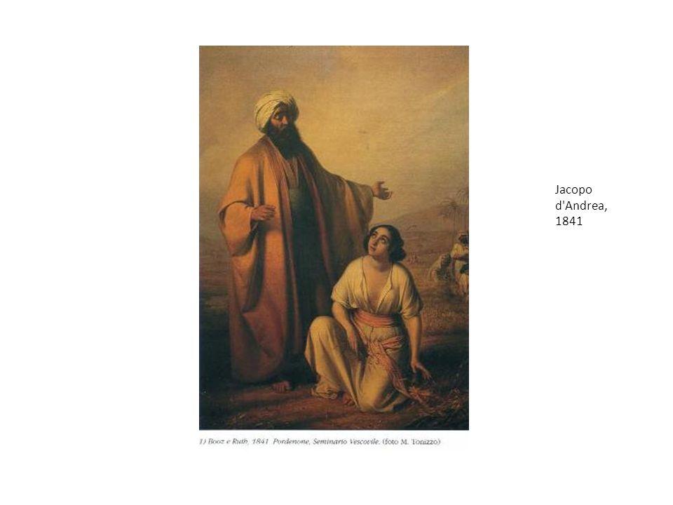 Jacopo d'Andrea, 1841
