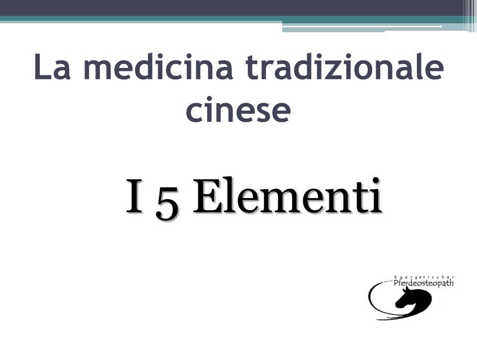 La medicina tradizionale cinese I 5 Elementi