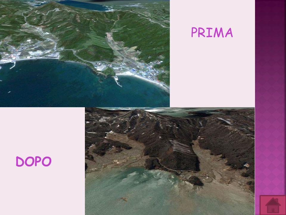 L11 marzo un devastante terremoto di intensità 8.9/9 sulla scala Richter colpisce il Giappone e la centrale di Fukushima Daiich.