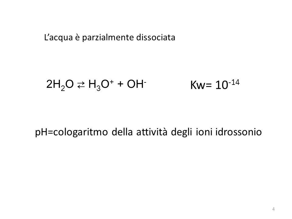 Pressione osmotica La pressione osmotica si sviluppa quando una membrana semipermeabile separa due soluzioni una delle quali contiene un soluto che non può passare attraverso la membrana, come accade nel caso di una cellula.