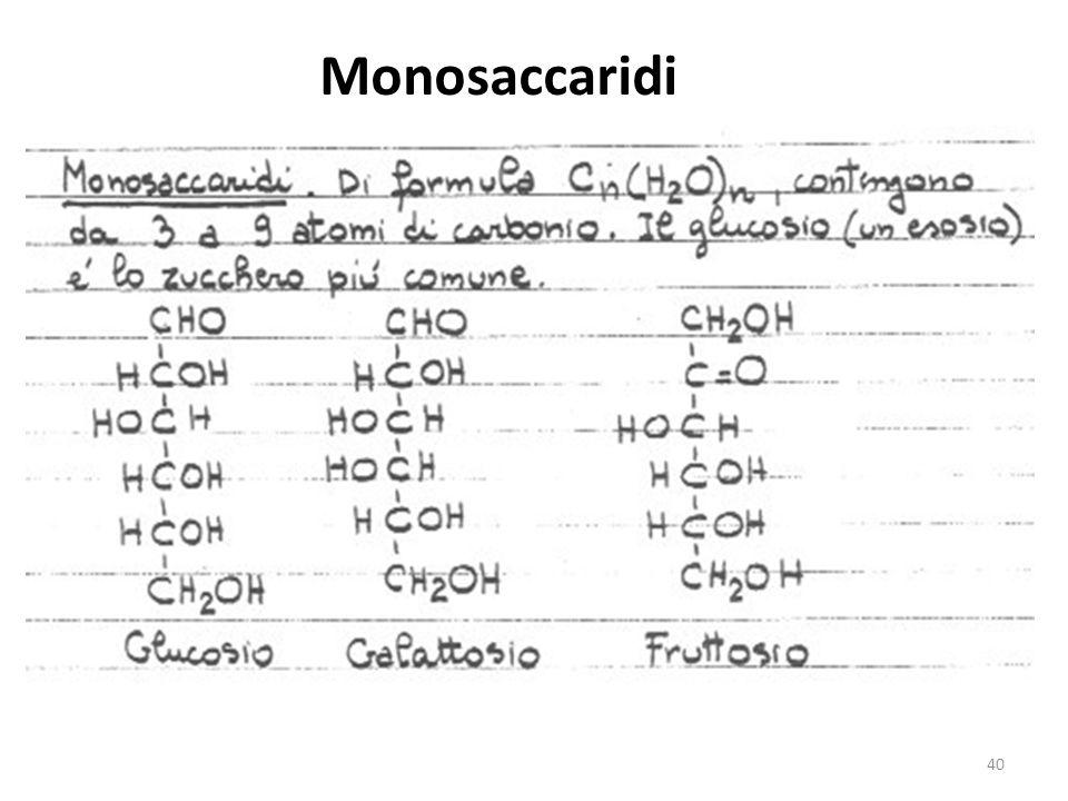 Monosaccaridi 40